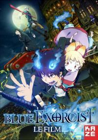 Blue exorcist - le film - dvd