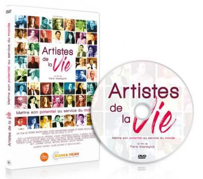 Artistes de la vie - dvd