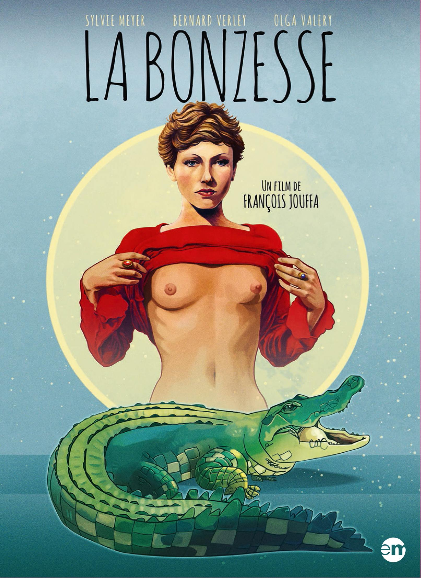 Bonzesse (la) - dvd