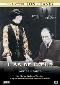 L'as de coeur - dvd  collection lon chaney