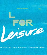L for leisure - dvd