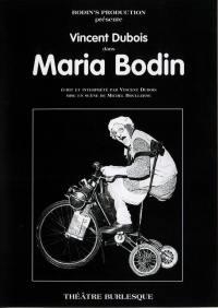 Maria bodin - dvd