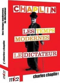 Temps modernes(les) - le dictateur - 2 dvd