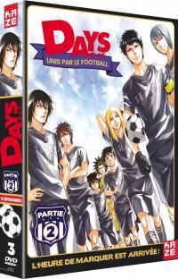 Days - saison 1 - partie 2 sur 2 - 3 dvd