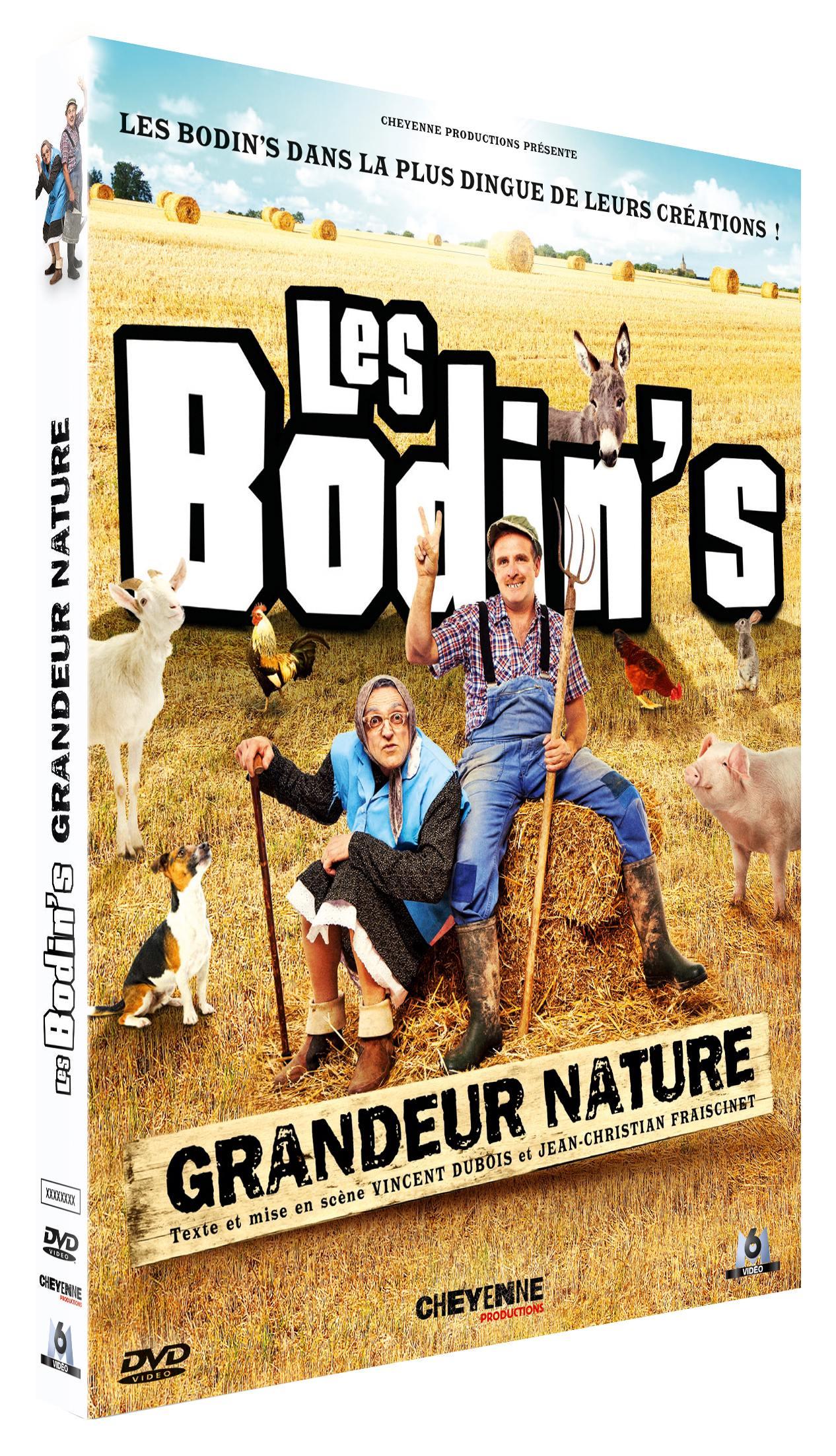 Les bodin's grandeur nature edition 2019 - 2 dvd