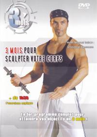 Sculpter votre corps - dvd  3 mois pour