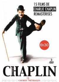 15 films de charlie chaplin - 3 dvd