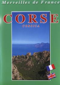 Corse - dvd  merveilles de france