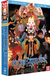 Blue exorcist - le film - dvd+blu-ray