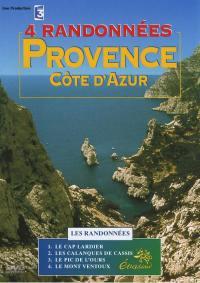 Provence - dvd  randonnees
