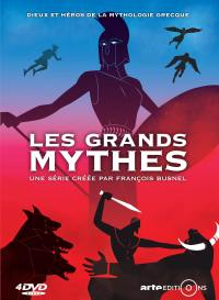 Grands mythes (les) - 4 dvd