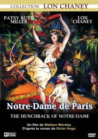 Notre dame de paris - dvd  collection lon chaney