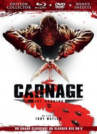 Carnage - combo dvd + blu-ray collector