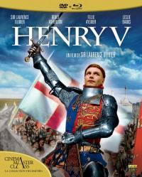 Henry v - combo dvd + blu-ray