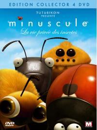 Minuscule integrale saison 1 - 4 dvd