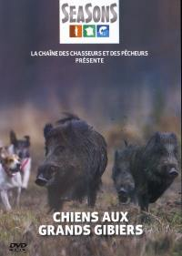 Chiens aux grands gibiers -dvd