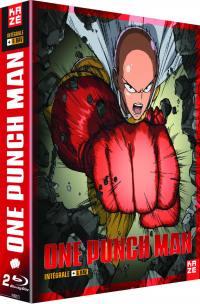 One punch man - saison 1 - coffret collector 2 blu-ray