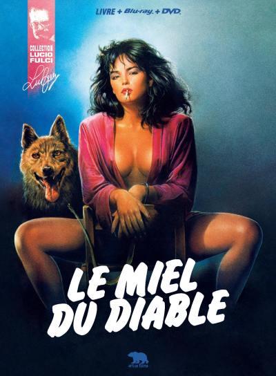 Miel du diable (le) - combo dvd + blu-ray + livre - mediabook