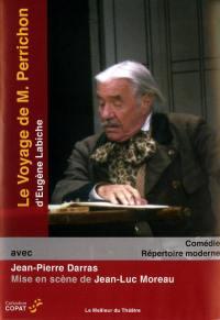 Voyage m. perrichon - dvd