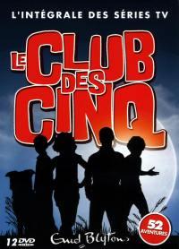 Integrale le club des cinq - 12 dvd