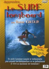 Surf longboard - dvd