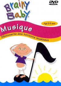 Brainy baby - musique - age 2-5 ans - dvd
