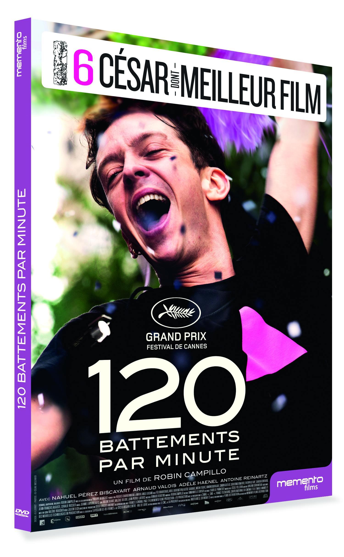120 battements par minute - dvd