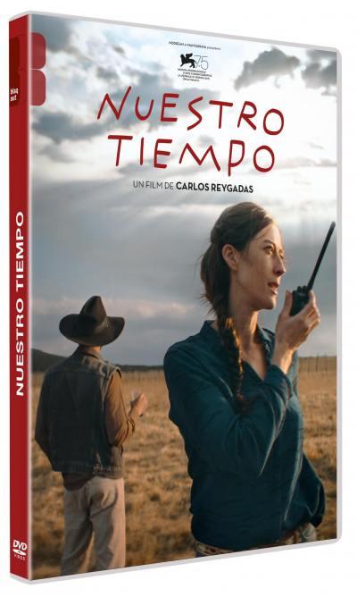 Nuestro tiempo - dvd