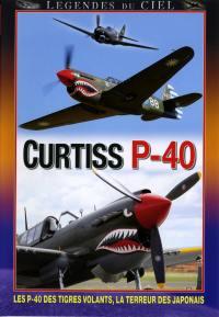Curtis p-40 - dvd