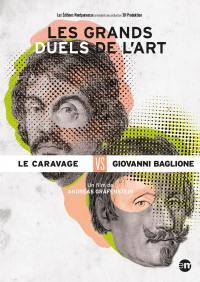 Grands duels de l'art v3 - le caravage vs giovanni baglione - dvd
