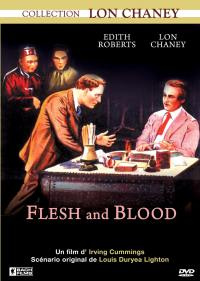 Flesh and blood - dvd  collection lon chaney