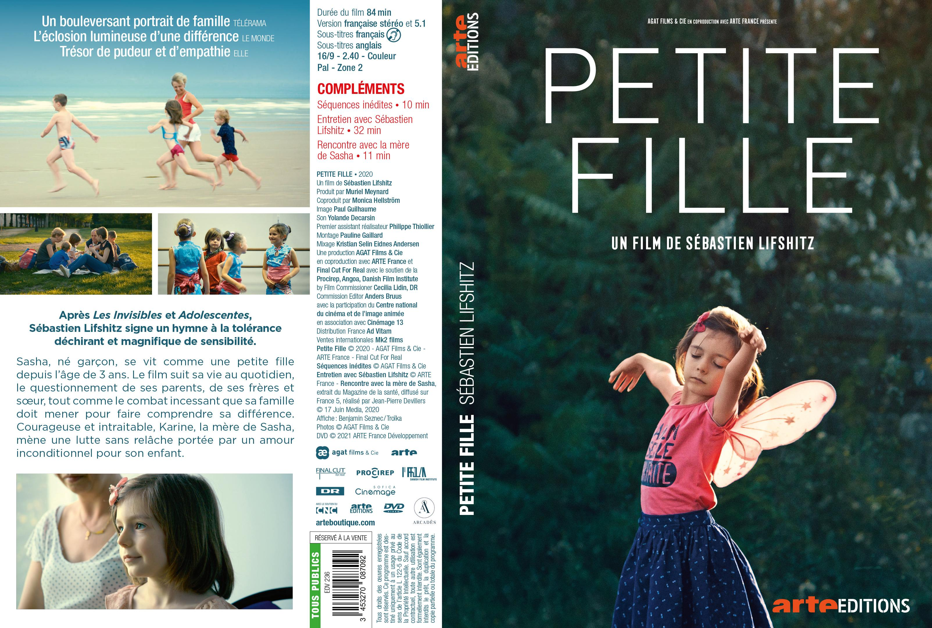 Petite fille - dvd