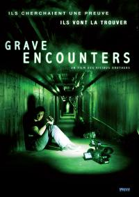 Grave encounters - dvd