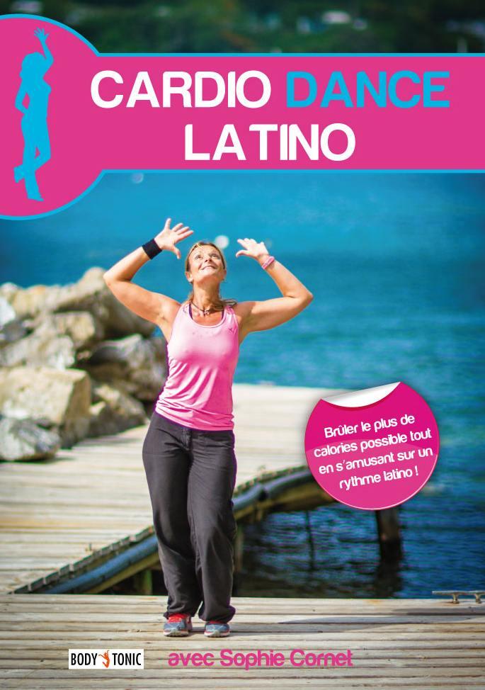 Cardio dance latino - dvd