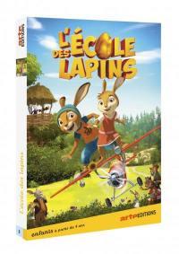 Ecole des lapins (l') - dvd