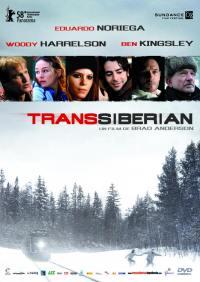 Transsiberian - dvd