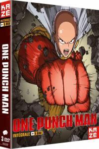 One punch man - saison 1 - 3 dvd