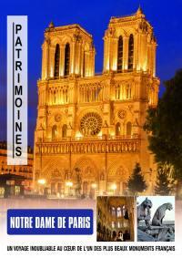 Notre dame de paris - collection patrimoines - dvd