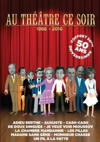 Au theatre ce soir - 50eme anniversaire - 10 dvd