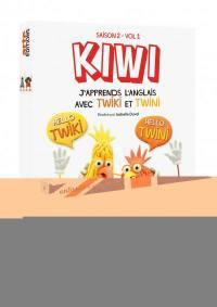 Kiwis - nouvelle saison v1 (les) - dvd