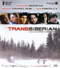 Transsiberian - blu ray