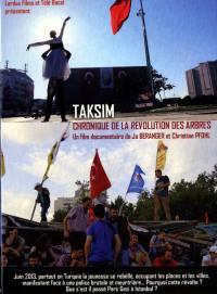 Taksim, chronique de la revolution des arbres - dvd