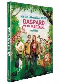 Gaspard va au mariage - dvd