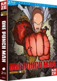 One punch man - saison 1 - 2 blu-ray