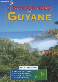Guyane - dvd  randonnees