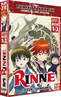 Rinne - saison 2 - partie 1 sur 2 - 3 dvd