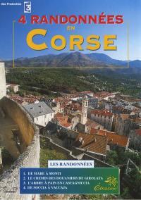 Corse - dvd  randonnees