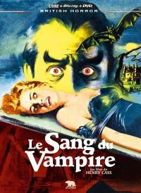 Sang du vampire (le) - combo dvd + blu-ray + livre - mediabook