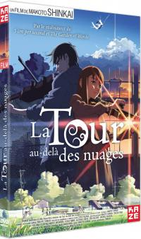 Tour au dela des nuages (la) - le film - dvd