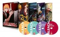 Bleach - integrale des films - 4 dvd